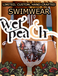 Wet Peach Swimwear